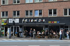 Aalborg, Danemark, Image libre de droits