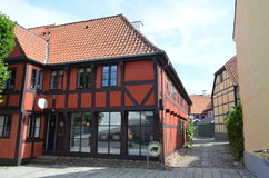 Aalborg Danmark, Royaltyfri Foto
