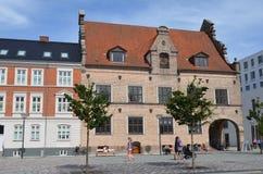 Aalborg Danmark, Royaltyfri Fotografi