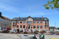Aalborg Danmark, Fotografering för Bildbyråer