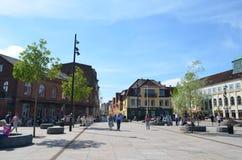 Aalborg Danmark, Royaltyfria Bilder