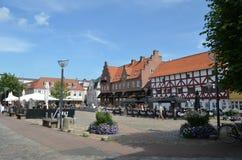 Aalborg Danmark, Arkivbild