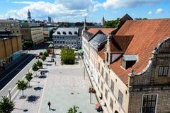 Aalborg Danmark Arkivbilder