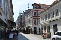 Aalborg, Dinamarca, Imagenes de archivo