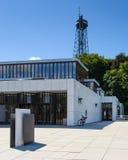 Aalborg museum för moderna Art Kunsten III Fotografering för Bildbyråer