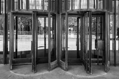 Aalborg museum for Modern Art Kunsten - entrance Royalty Free Stock Photo