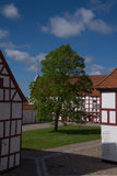 Aalborghus-Schlitz-Schloss, Aalborg, Dänemark Stockfotografie