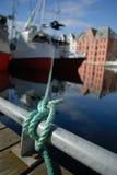 Aalesund in Noorwegen stock afbeelding