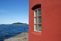 aalesund Norway Zdjęcie Stock