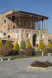 Aali qapoo palace. In isfahan Stock Photo