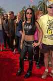 Aaliyah 免版税库存照片
