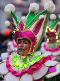 Aalst Carnaval 2017. Stock Images
