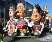 Aalst Carnaval 2012 Royalty-vrije Stock Afbeelding