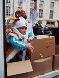 Aalst Carnaval 2017 stock foto