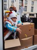 Aalst Carnaval 2017 Zdjęcie Stock