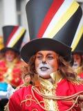 Aalst Carnaval 2017 Stockbilder