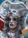 Aalst Carnaval 2017 Arkivbild