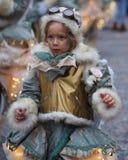 Aalst Carnaval 2017 Stockfotografie