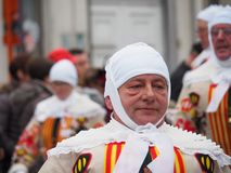 Aalst Carnaval 2017. royalty free stock photos