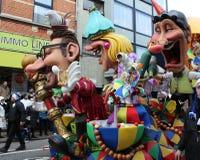 Aalst-Karneval 2016 Stockbilder