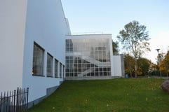 Aalto-Bibliothek Lizenzfreie Stockbilder