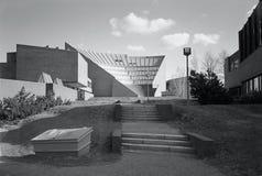 Aalto universitet av teknologi i Helsingfors Royaltyfria Foton