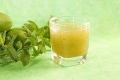 Aam Panna or Salted Green Mango Juice Stock Photography