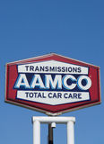 AAMCO Transmissions Repair Facility Royalty Free Stock Photography