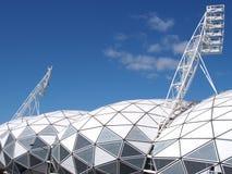 AAMI-Park-Fußball-und Rugby-Stadion, Melbourne 2016 Lizenzfreie Stockfotos