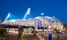 AAMI-Park in Melbourne Australien Lizenzfreies Stockfoto