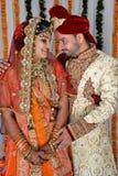In aan elkaar - India Royalty-vrije Stock Foto's