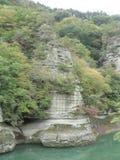 Aan-geen-Hetsuri in Japan royalty-vrije stock afbeelding