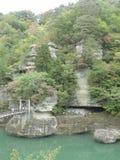 Aan-geen-Hetsuri in Japan royalty-vrije stock foto's