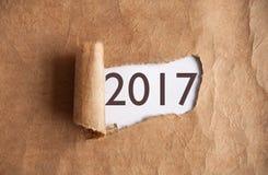 aan het licht gebrachte 2017 Stock Fotografie