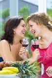 Aan vriendschap Stock Fotografie