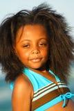 Aanbiddelijk jong meisje Royalty-vrije Stock Fotografie