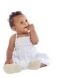 Aanbiddelijke baby royalty-vrije stock foto