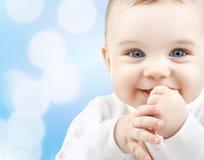 Aanbiddelijke baby Royalty-vrije Stock Foto's