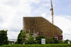 In aanbouw Stock Afbeelding