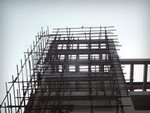 In aanbouw stock foto's