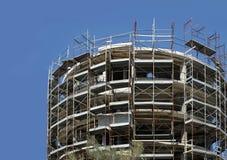 In aanbouw de bouw Royalty-vrije Stock Afbeeldingen