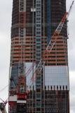 In aanbouw de bouw Royalty-vrije Stock Foto