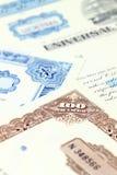 Aandelen Royalty-vrije Stock Afbeelding