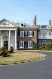 Aandrijving tot duur huis royalty-vrije stock foto