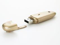 Aandrijving USB stock foto
