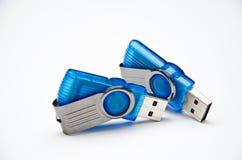 Aandrijving USB Stock Afbeelding