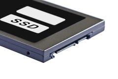 Aandrijving in vaste toestand (SSD) Stock Afbeelding