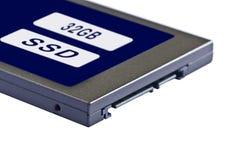 Aandrijving in vaste toestand (SSD) Royalty-vrije Stock Afbeelding