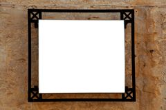 Aanplakbord Royalty-vrije Stock Foto's