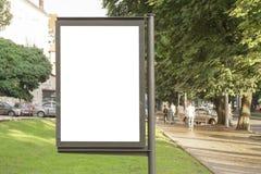 aanplakbord Stock Foto's